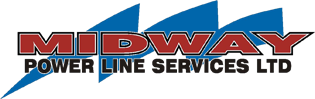 Midway Power Line Services Ltd. Logo